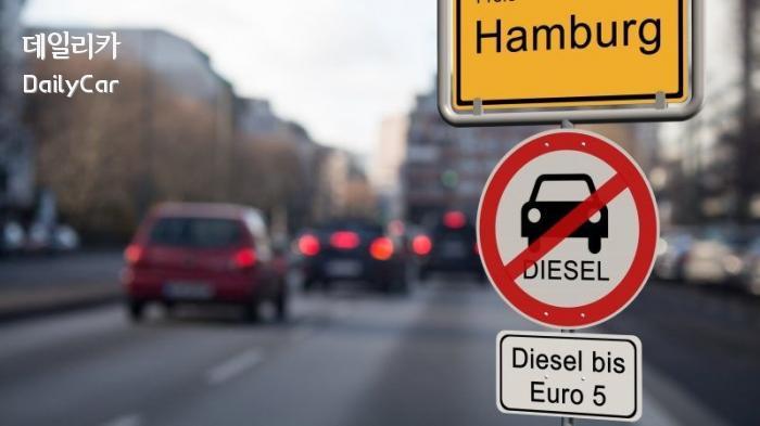 디젤차에 대한 반감이 정책으로 실행되고 있다
