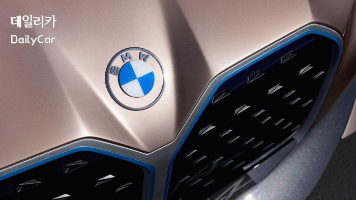 BMW, i4 콘셉트