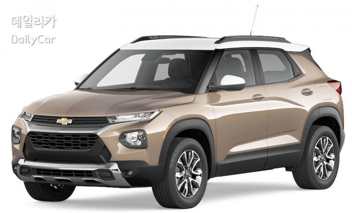 준중형급 SUV 2021년형 트레일블레이저