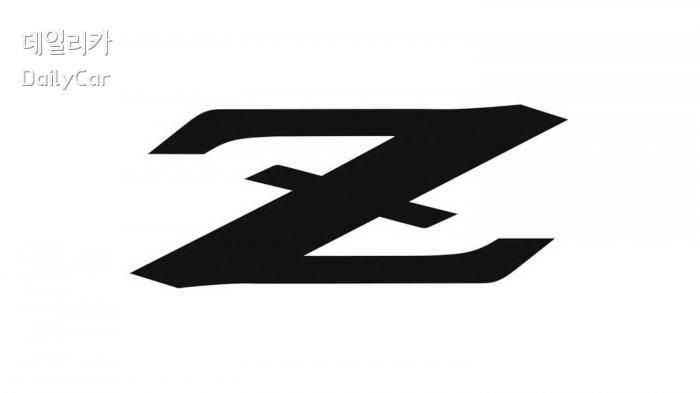 닛산 스포츠카 브랜드 로고 Z