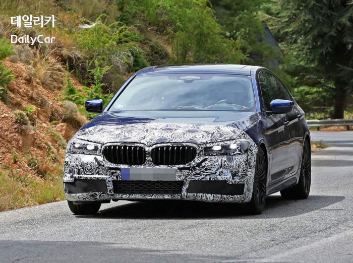2020 BMW 5시리즈 (출처 AMS)