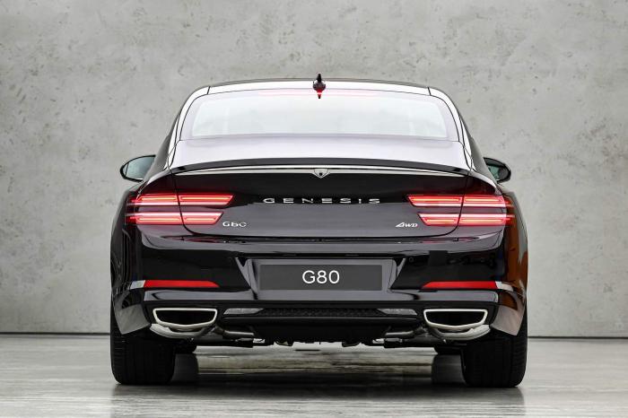 제네시스 G80