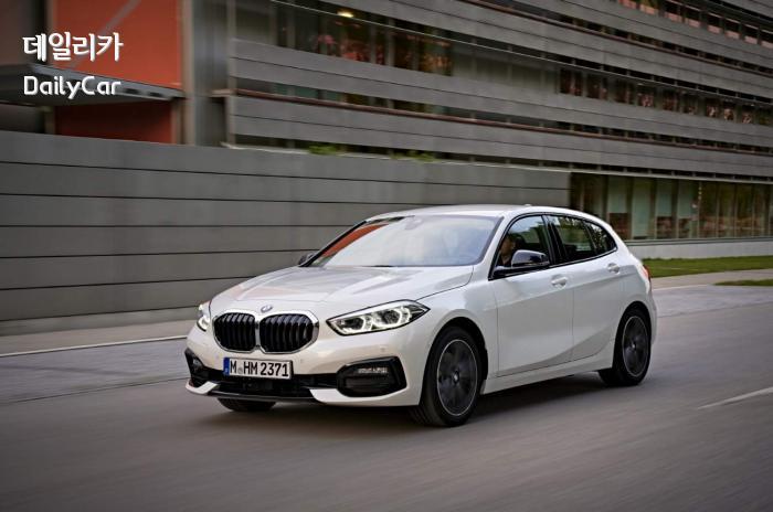 BMW,3세대 뉴 1시리즈