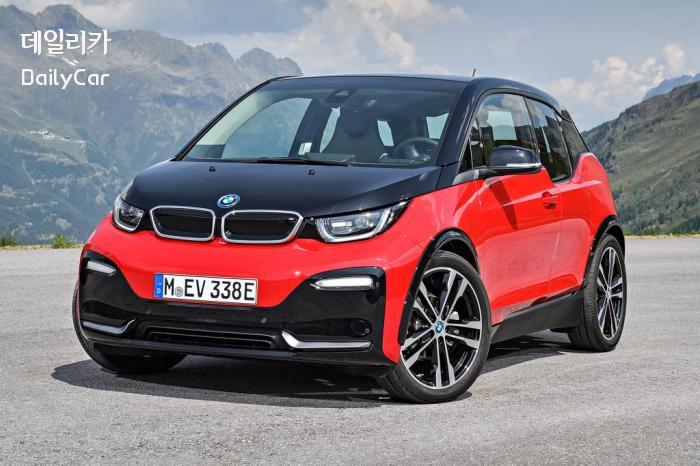 BMW, 2018 i3s