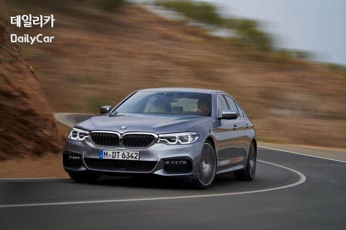 BMW 520i M 스포츠 패키지