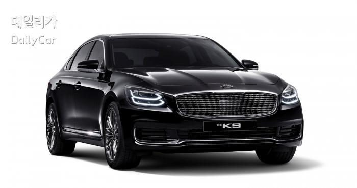 기아차, THE K9 2021년형