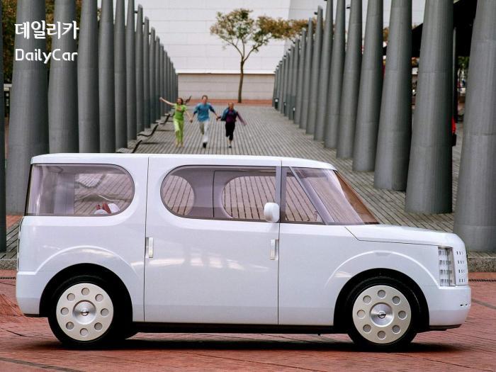 자동차의 구조를 부르는 박스 형태