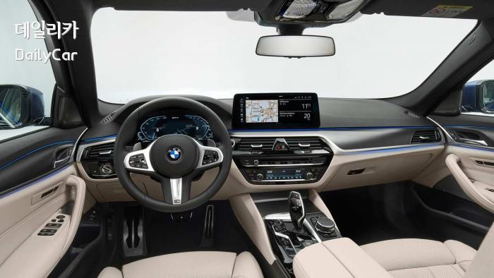 BMW, 부분변경 5시리즈