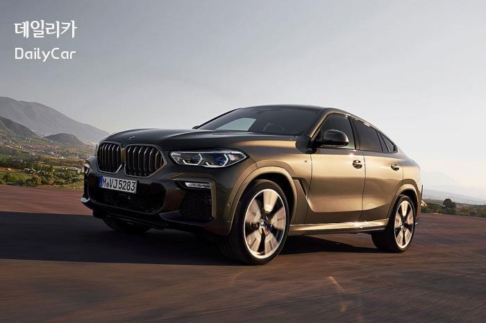 BMW 3세대 X6
