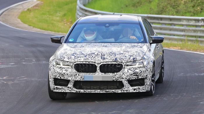 BMW M5 CS (사진 AMS)