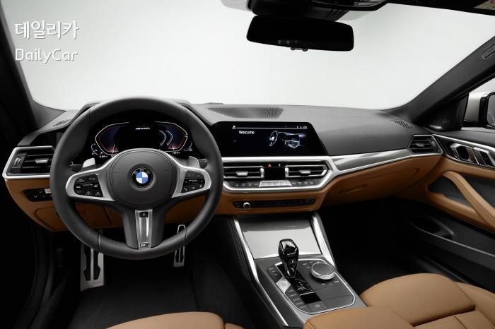 신형 BMW 4시리즈 쿠페