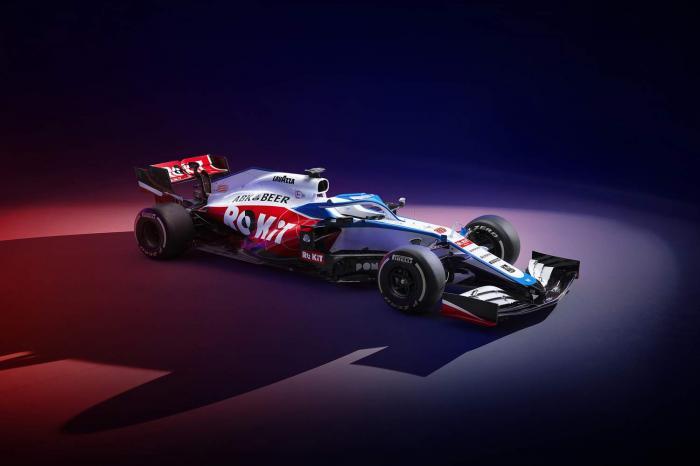 2020 윌리엄스 F1 경주차