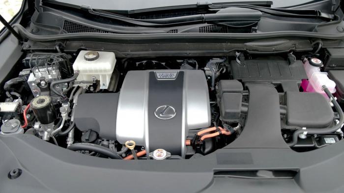 렉서스, RX 450hL