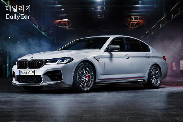 2021년형 BMW M5