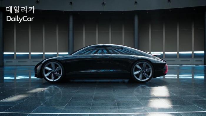 현대차 EV 콘셉트카 프로페시(Prophecy)