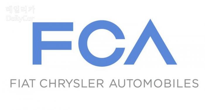 FCA 로고 (출처 구글)