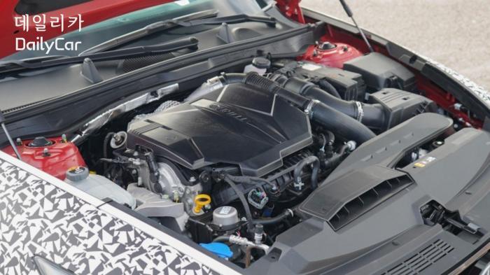쏘나타 N라인(사진 Motor 1)