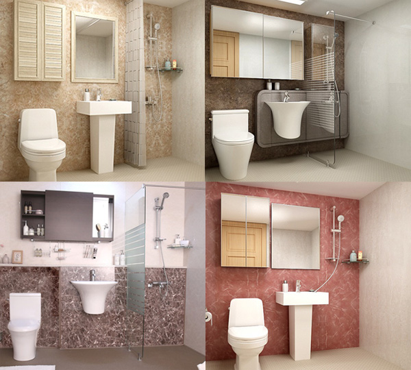 호텔처럼 깔끔+럭셔리한 욕실 리모델링 비법은? :: 다나와 DPG