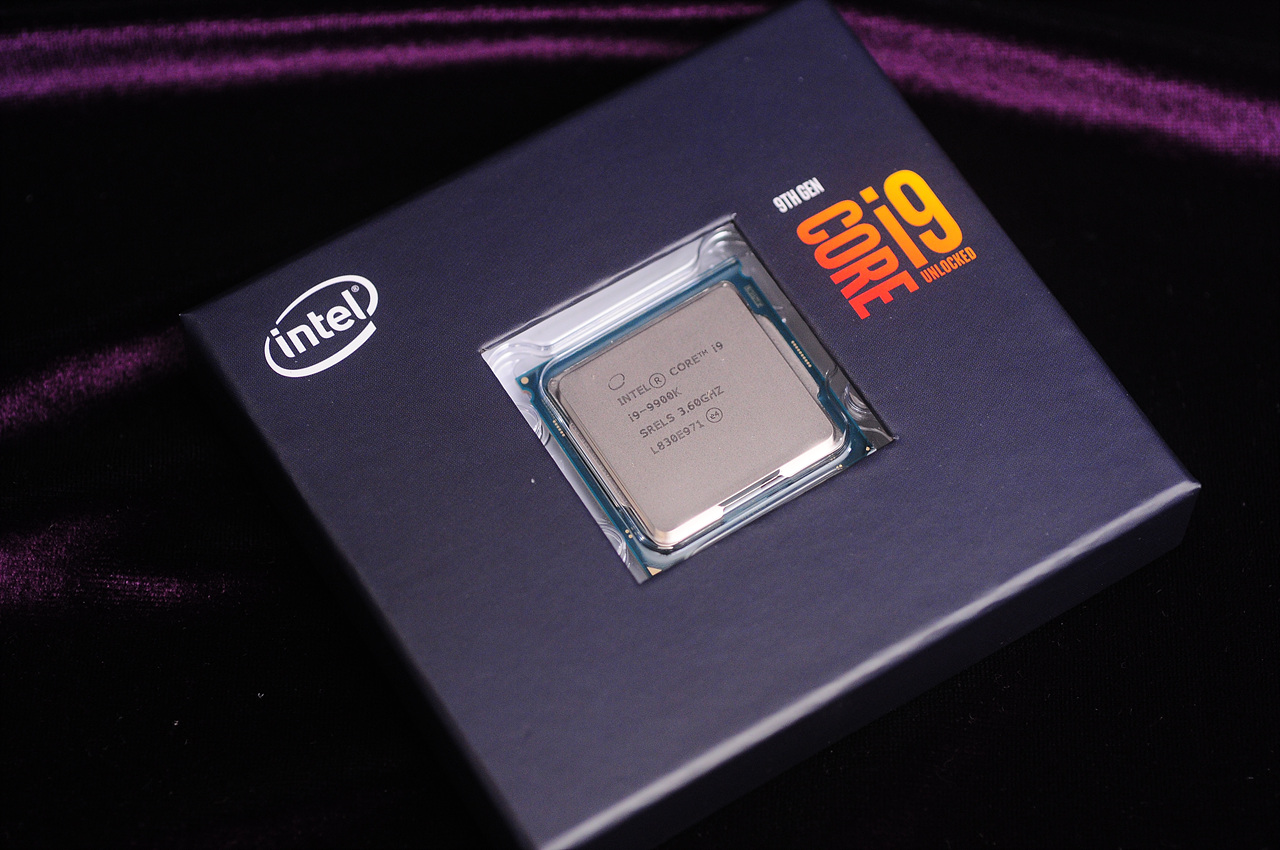 인텔 코어 i9 9900K 프로세서의 오버클럭킹 성능 그리고 그에
