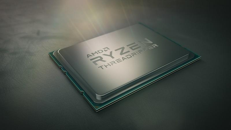 AMD 라이젠 스레드리퍼.
