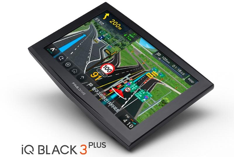 파인드라이브 iQ BLACK 3 PLUS