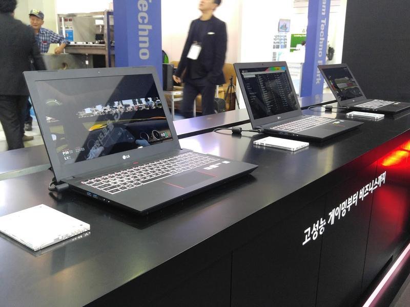 LG전자 게이밍 노트북