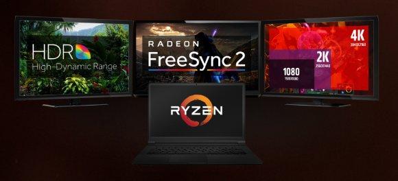 라이젠 모바일은 라데온 베가 GPU를 내장하고 있다