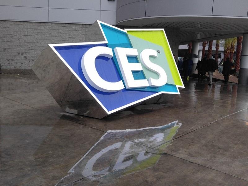 미국 라스베이거스에서 개최되는 CES.