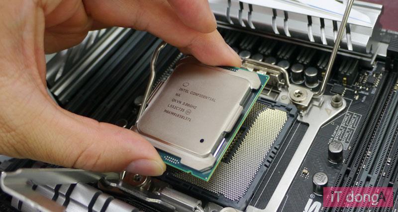 인텔의 CPU