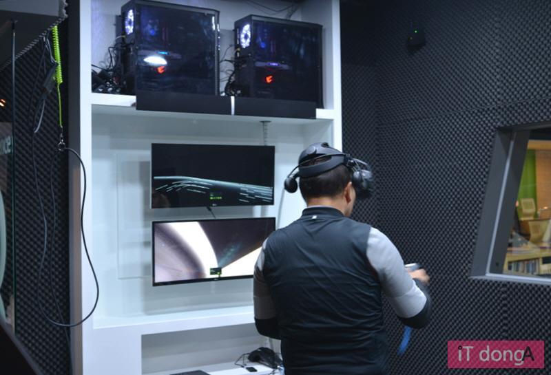 다양한 VR/AR 콘텐츠를 체험, 테스트할 수 있는 와우스페이스 플러스