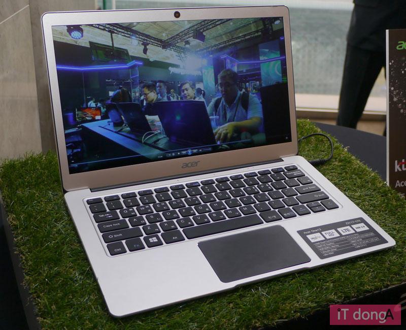 에이서 원 13 LTE 노트북