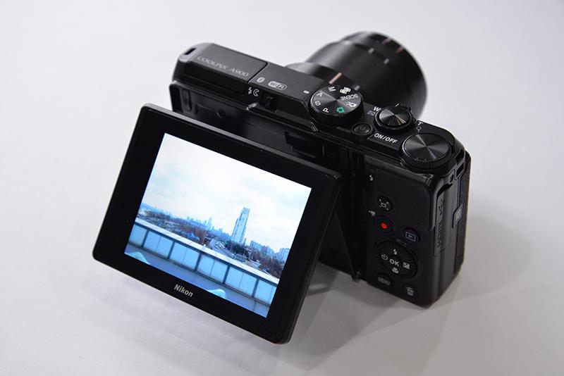 니콘 쿨픽스 A900.
