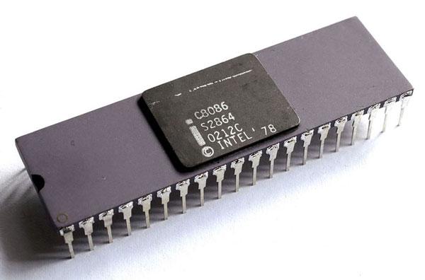 인텔 8086(1978년)