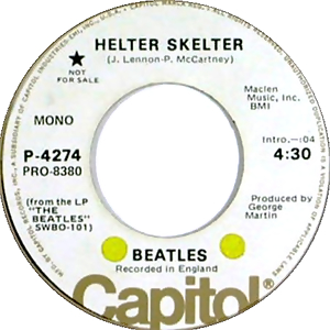 1976 US promotional single, 출처: 위키피디아