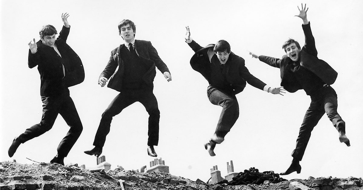 The Beatles, 출처: Fiona Adams/Getty
