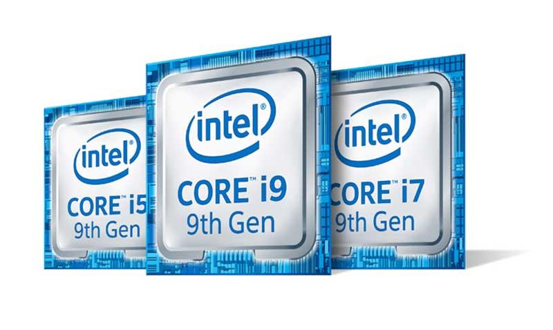 인텔 9세대 코어 i 프로세서
