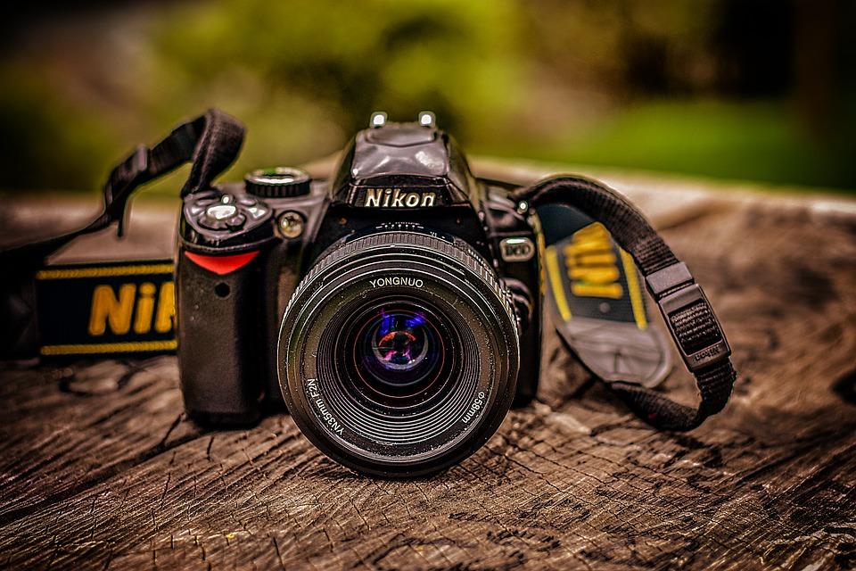 DSLR 카메라는 고급 카메라의 대명사다