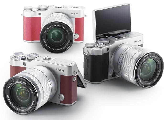 셀피 촬영에 특화한 디지털 카메라