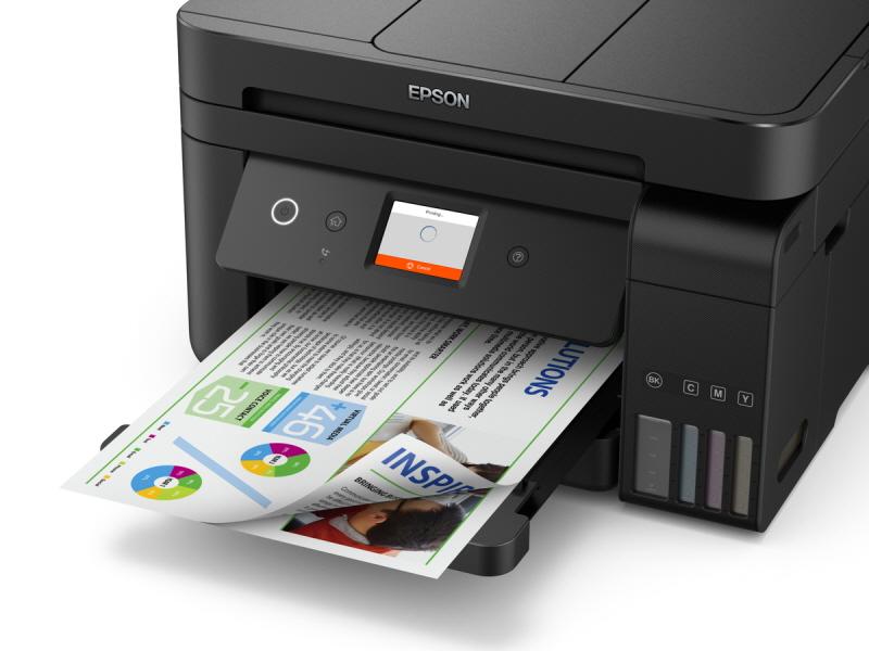 잉크젯 프린터는 레이저 프린터보다 에너비 소비량이 현저히 적다