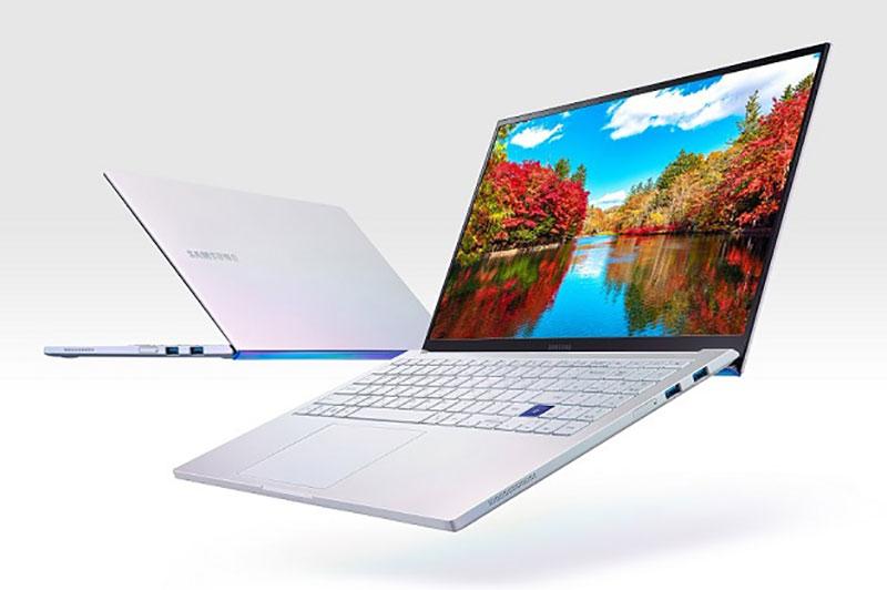 삼성 개발자 컨퍼런스에서 공개한 아테나 프로젝트 인증 제품 갤럭시북 이온