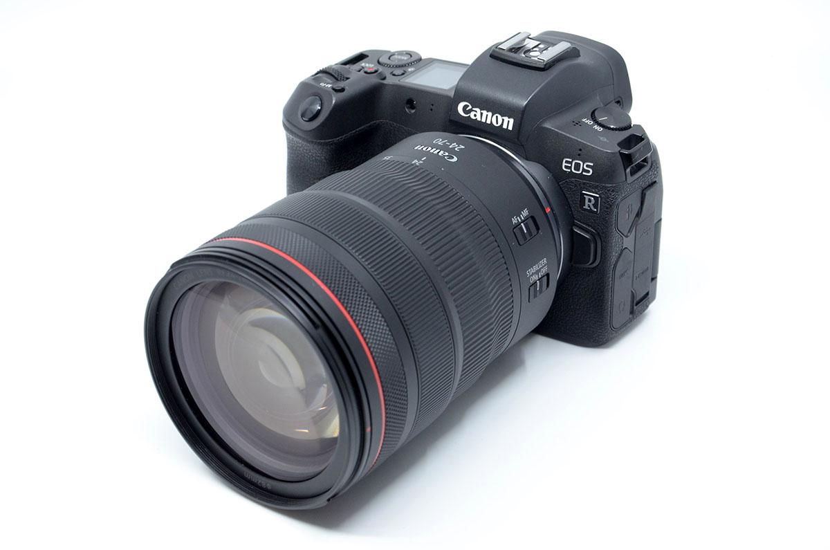RF 24-70mm f/2.8 L IS USM은 여느 카메라들이 많이 쓰는 초점거리 영역의 렌즈다.