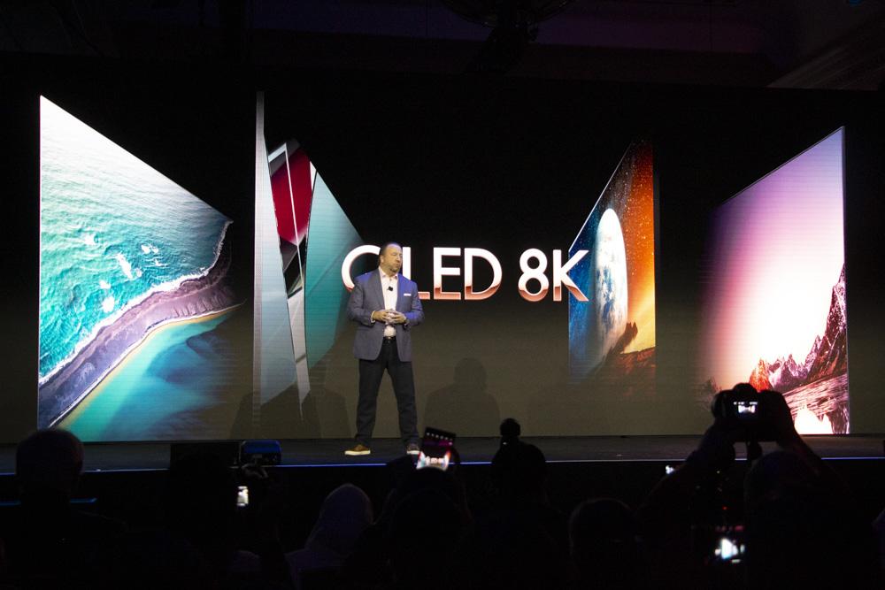 2020년형 QLED 8K 발표