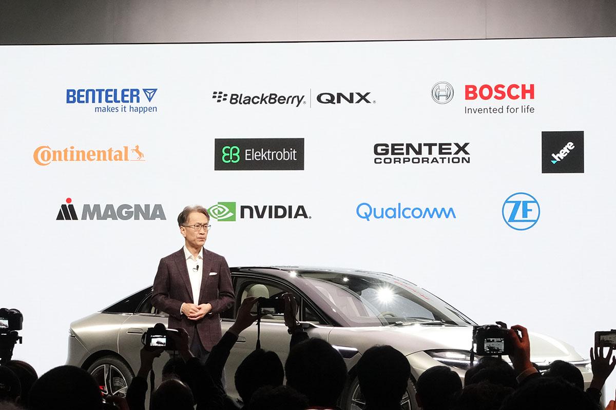 여러 자동차 관련 기술 기업과 협업이 이뤄진다.