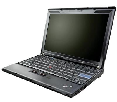 2008년에 첫 출시된 레노버 씽크패드 X200