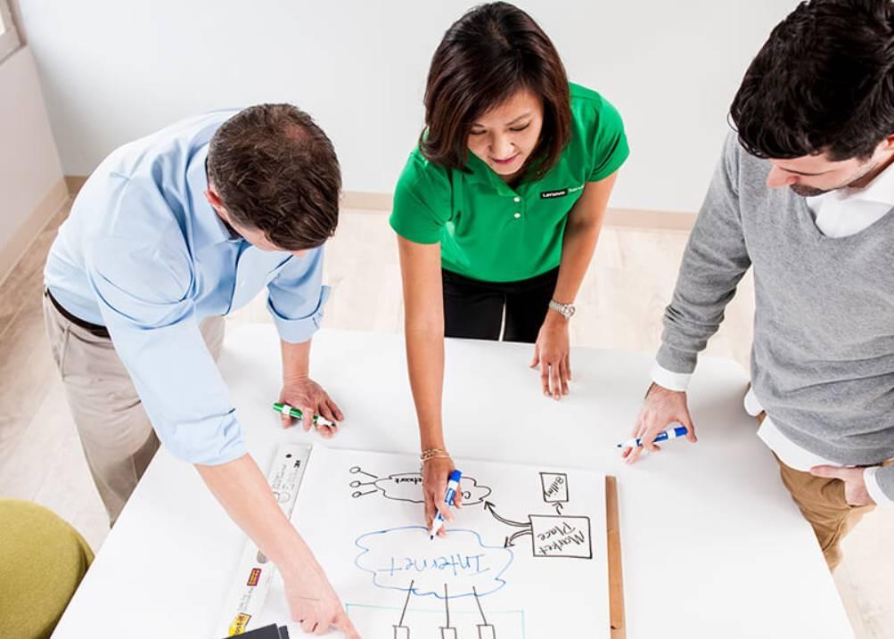 하이브리드 클라우드를 효율적으로 활용하려면 기업/조직의 노력이 필요하다