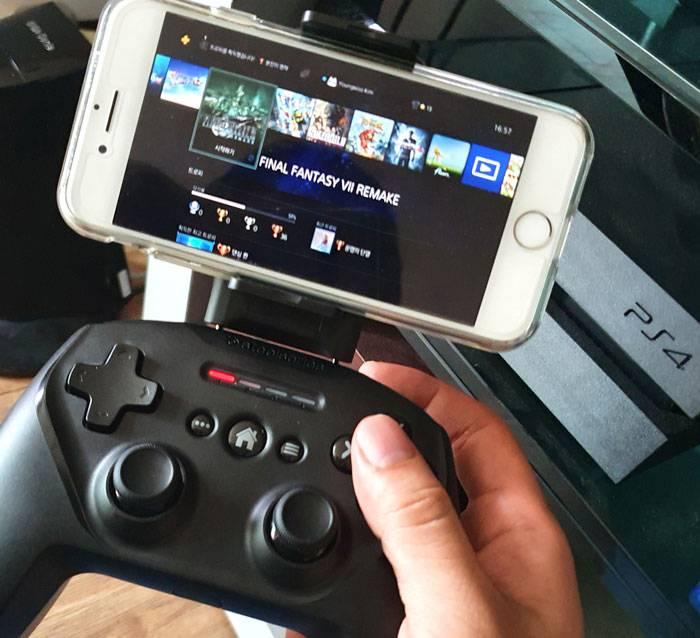 PS4 리모트 플레이