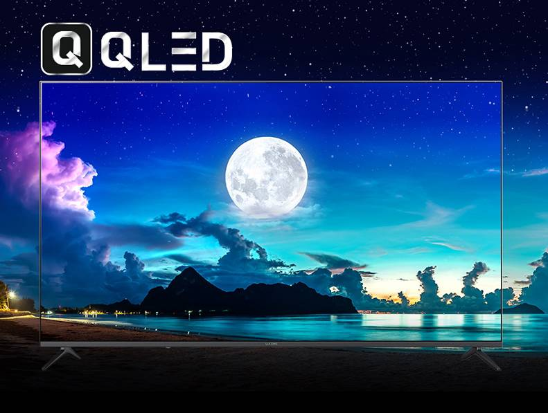 '루컴즈 QLED' 패널을 채택한 솔로 앤 (출처=루컴즈전자)