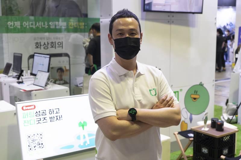 토스랩 김대현 대표. 출처=IT동아