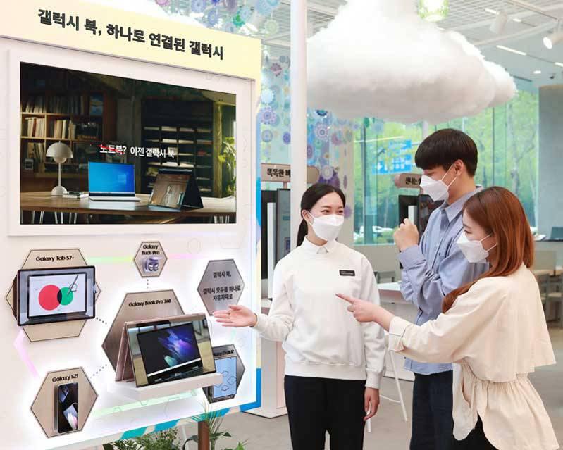삼성전자는 스마트폰, 태블릿을 넘어 다양한 제품으로 갤럭시 브랜드를 확대하고 있다(출처=삼성전자)