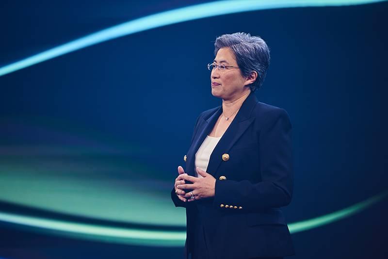 AMD 최고경영자 리사 수(Lisa Su) 박사. 제공=AMD